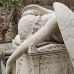 305-Protestant Cemetery - Rome, Italy