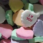 603-Valentine's Candy Dish