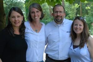 ACCI Staff-Ann Hinrichs, Amy & John Haley, Lauren Roth