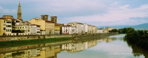 Bridges, Florence Italy
