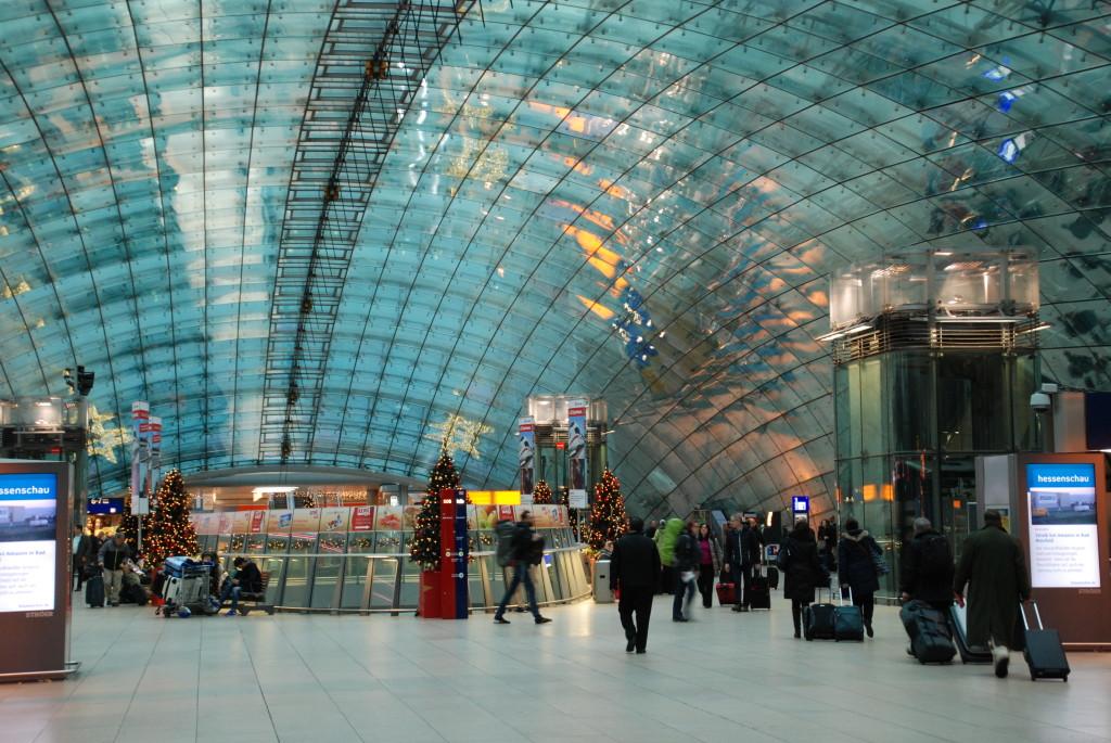 Train Station Germany