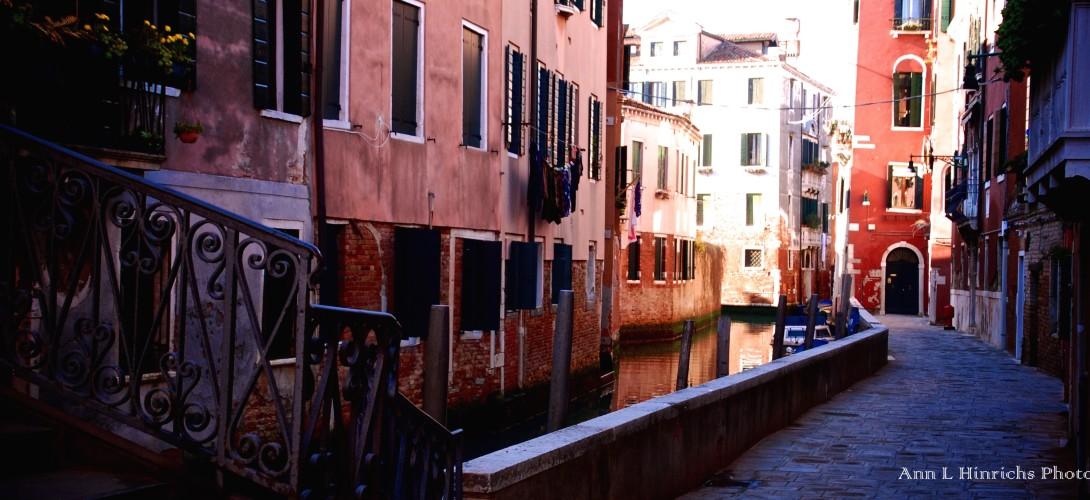 Quiet Venice Canal