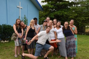 Chapel Ridge Belize Team 2016